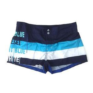 Diesel BWBX Gromet Swim Shorts
